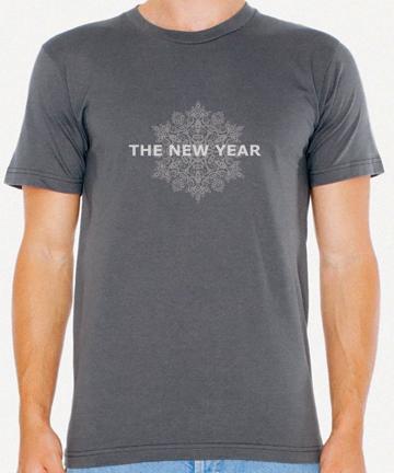 TNY Snowflake Shirt