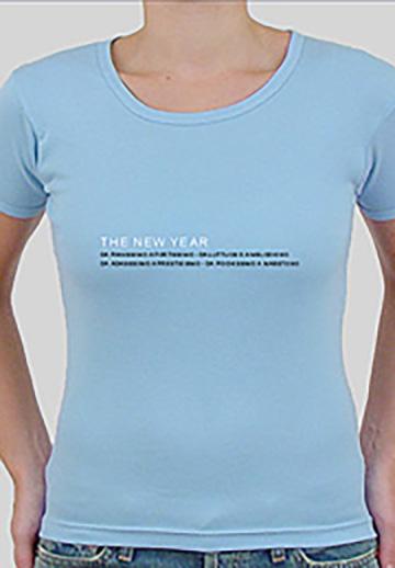 """""""Italian"""" Shirt Women's"""